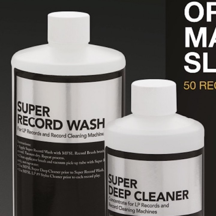 SUPER Record Wash