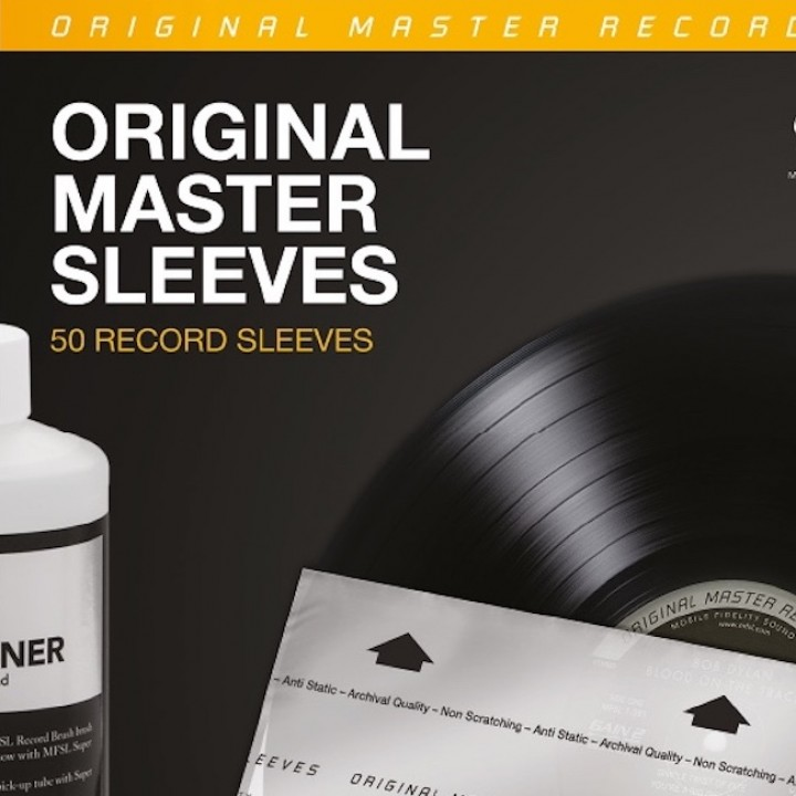 RECORD Inner Master Sleeves