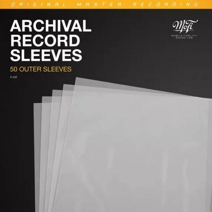 RECORD Outer Sleeves