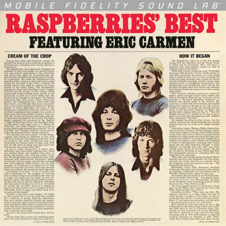 The Raspberries Best